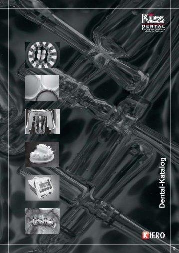 Katalog Kuss Dental 2013-14