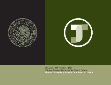 Manual de Imagen y Sistema de Aplicación Gráfica - Poder Judicial ...