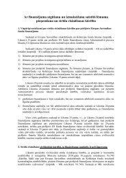 pielikums - ES fondi