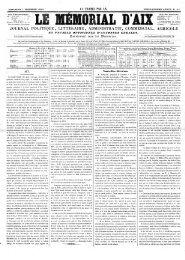 JOURNAL POLITIQUE , LITTÉRAIRE , ADMINISTRATIF ... - E-Corpus