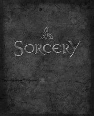 Sorcery™ Manual - Playstation.de
