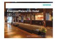 Energieeffizienzmassnahmen ... - Hotelpower