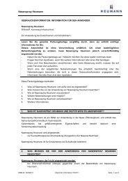 Gebrauchsinformation Nasenspray Heumann - Heumann Pharma ...