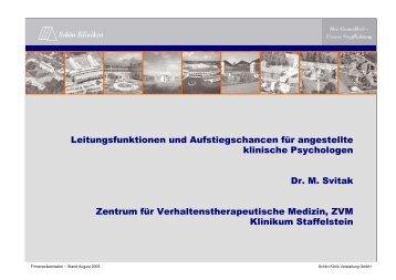 Leitungsfunktionen und Aufstiegschancen für ... - PTK Bayern