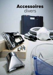 Accessoires divers - Bosch