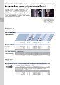 Accessoires divers - Bosch - Page 2