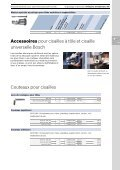 Accessoires divers - Bosch - Page 3