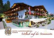 Winterliches - Hotel Alpenpanorama