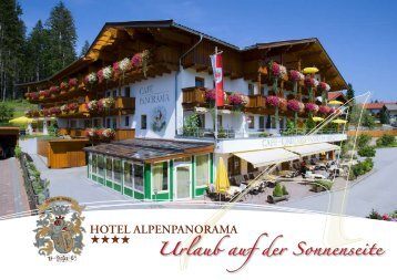 Winterliches - Hotel Alpenpanorama
