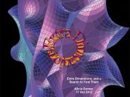 Extra Dimensions and a Search to Find Them (pdf). - FSU High ...