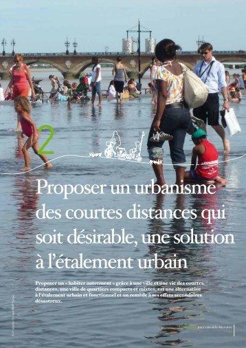 Urbanisme pour une ville désirable - Ning