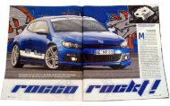 VW Scirocco 1.4 TSI - KW-Systems