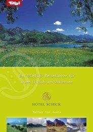 Prospekt - Hotel Schick