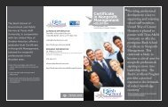Certificate in Nonprofit Management - Bush School of Government ...