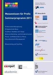 Seminar Allianz - ALUMINIUM MESSE