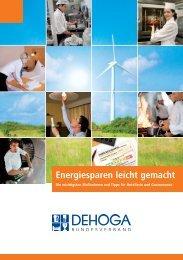 Energiesparen leicht gemacht - Hotelpower