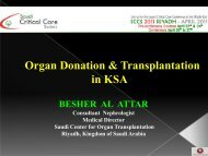 Organ Transplantation - RM Solutions