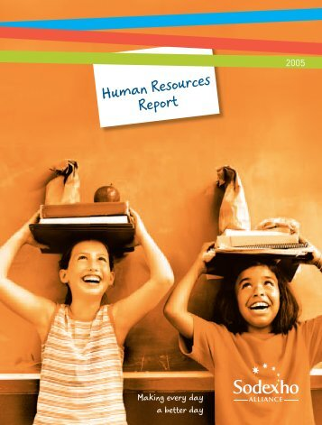 Human Resources Report