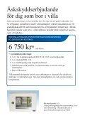 Broschyr Åskskydd - Länsförsäkringar - Page 2
