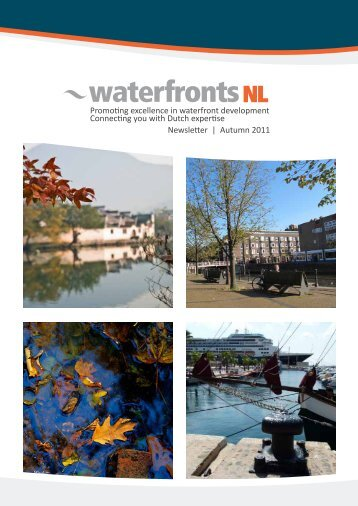 Autumn 2011 - waterfronts NL