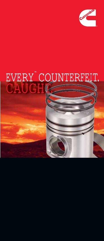 CAUGHT. - Cummins Engines