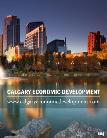 Click here to read full article - Calgary Economic Development