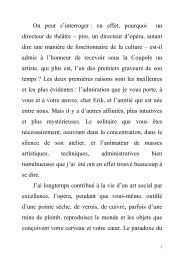 Discours prononcé par M. Hugues R.Gall, le mercredi 14 octobre ...