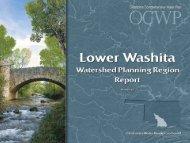 Lower Washita - Water Resources Board - State of Oklahoma