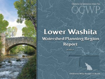 Lower Washita - Water Resources Board - State of Oklahoma