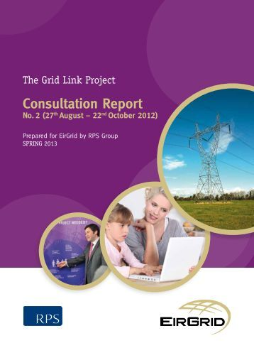 The Grid Link Project Report on Consultation No. 2 - Eirgrid