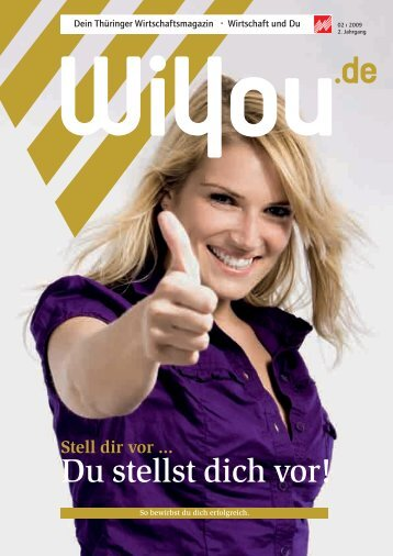 WiYou Ausgabe 02/2009