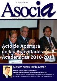Nº 32, Enero 2011 - Centro de Estudios Garrigues