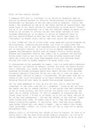 """Noter om """"Den Største Fjende"""" - Drama i Oldtiden - Nationalmuseet"""