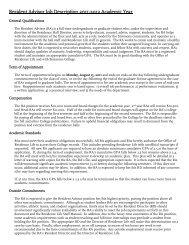 Resident Advisor Job Description 2011 12Final - Simmons College