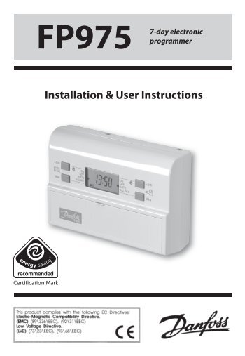 danfoss fp975 installation and user instructions may bhlcouk?quality=85 installation pre selector danfoss cp715 wiring diagram at gsmx.co