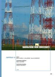 Radiazioni non ionizzanti - Ispra
