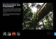 Communication and Presentation (pdf 1.6MB New Window)