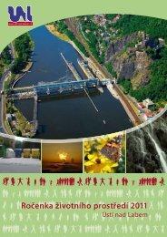 Ročenka životního prostředí 2011 - Statutární město Ústí nad Labem