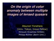 On the origin of color anomaly between multiple images of lensed ...