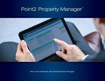 XXXXX Xxxxx™ Point2 Property Manager - Yardi
