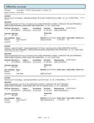 Offentleg journal 05 01 2013.pdf - Helse Førde