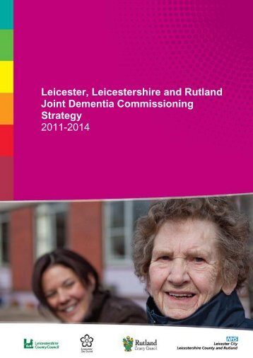 Dementia Strategy - Leicester City CCG