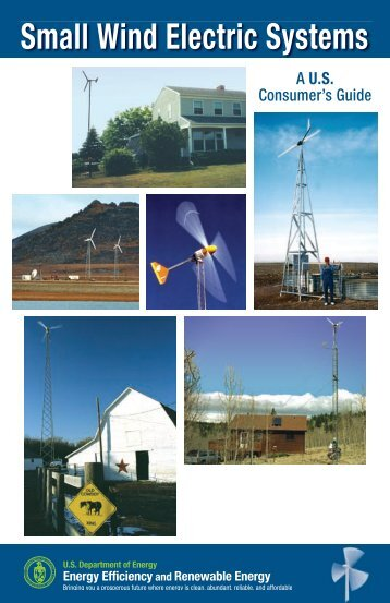 Small Wind Electric Systems - Organic Farming Exchange