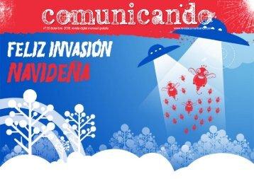 Comunicando noviembre 2008 - nº 32 - Publicatuslibros.com