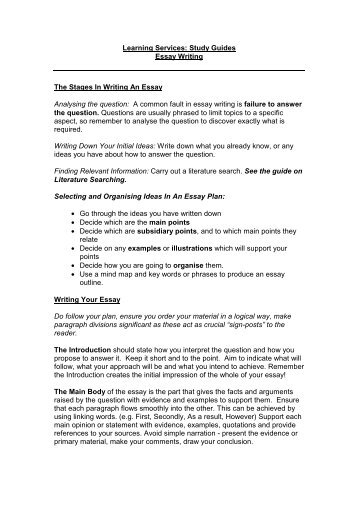 Cause And Effect Essay Example Sample Lucaya International School Leadership  Essay Examples The Example Of Essay