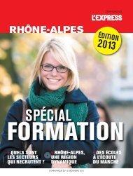 Special formation Rhône-Alpes - Partenaire.fr