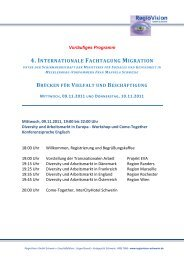 Programm Fachtagung 2011-11-10