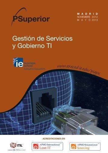 PS GS TI 2012:MaquetaciÛn 1 - CIONET