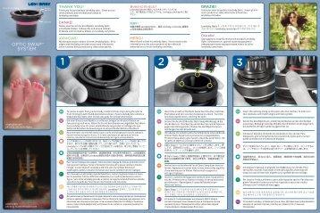 OPTIC SWAPTM SYSTEM - Lensbaby