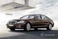 S-Klasse. - Mercedes-Benz Македонија